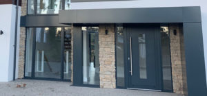 aliminium and upvc doors